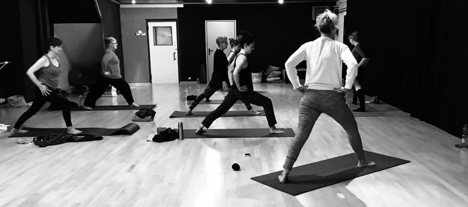Cours de Yoga Ashtanga